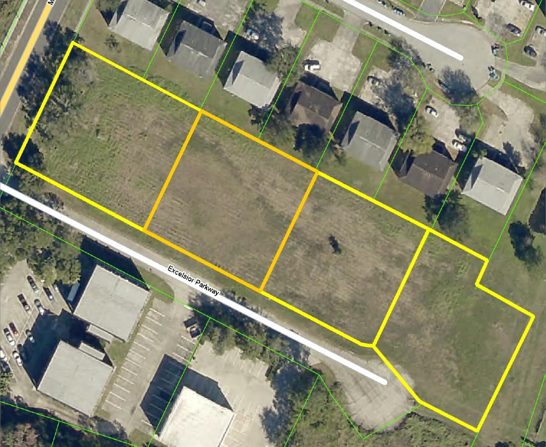 Multi Family Property Development : Property multi family development land