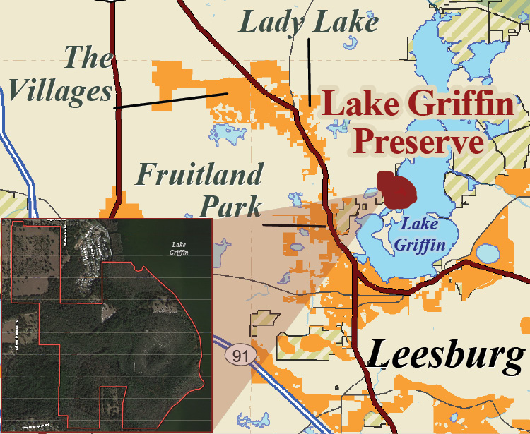 Map Of Lake County Florida.Florida Ranch Land For Sale